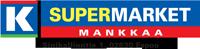 K-Supermarket Mankkaa